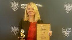 SP 1 Turek. Wyróżnienie w konkursie Wielkopolski Nauczyciel Roku