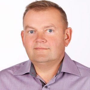 Dariusz Marczak - kandydat do Rady Miejskiej Turku (Koalicja Obywatelska)