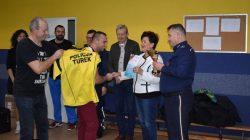 KPP Turek. Turniej piłki siatkowej w Ostrzeszowie