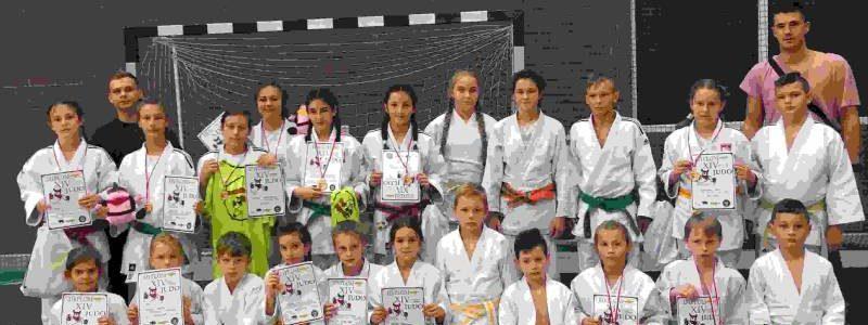 Tuliszkowscy judocy na turnieju w Rawiczu
