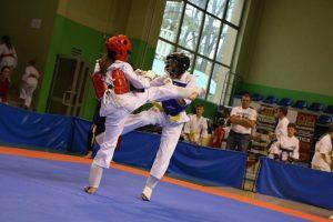 Wywalczyli srebrne medale na turnieju Kyokushin Karate Calisia Cap