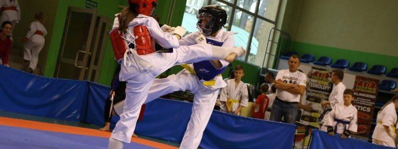 Turniej Kyokushin Karate Calisia Cap