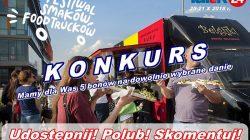 Turek. Festiwal food trucków