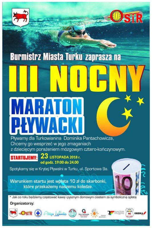 Turek. Maraton pływacki