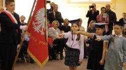SP 1 Turek. Ślubowanie klas pierwszych