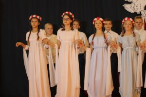 gm. Turek. Historia Polski opowiedziana śpiewem i tańcem