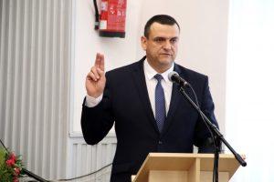Dobra. Tadeusz Gebler objął stanowisko burmistrza