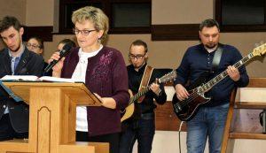 Światowy Dzień Ubogich w parafii pw. NMP Królowej Polski w Kaczkach Średnich