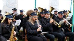 Kolnica. Koncert Orkiestry Dętej OSP Brudzew