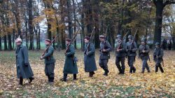 Kolnica. Inscenizacja historyczna z okazji 100-lecia odzyskania niepodległości