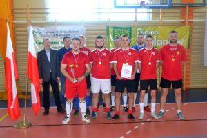 OSP Malanów zwycięża w turnieju na 100-lecie niepodległości