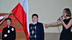 SP Piekary. Wieczernica z okazji 100-lecia odzyskania niepodległości