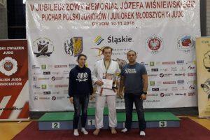 Tuliszków. Judocy na Memoriale Józefa Wiśniewskiego