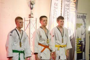 Kolejny sukces judoków z Tuliszkowa. Wrócili z medaliami z Super Ligi Judo