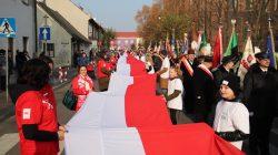 Turek. Biało-czerwona bohaterką Święta Niepodległości