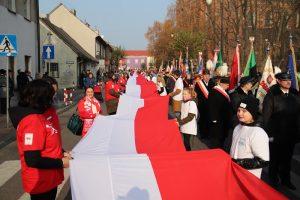 Turek. Biało-czerwona bohaterką Narodowego Święta Niepodległości