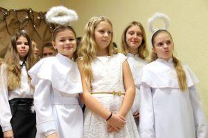 Świątecznie i rodzinnie w Szkole Podstawowej w Cisewie