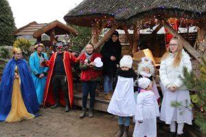 Kowale Księże. Boże Narodzenie w Stajni Roka