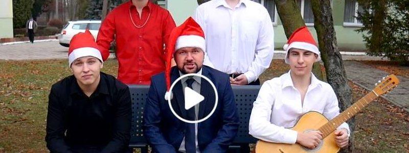 Wesołych Świąt życzą Mariachi z ZSR CKP Kaczki Średnie