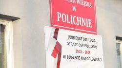 100-lecie OSP Polichno