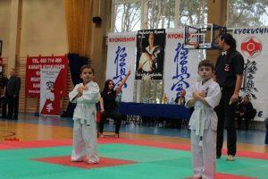 Wyniki. W Tuliszkowie walczyli w Turnieju Powiatowym Karate Kyokushin