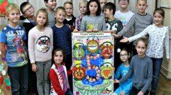 SP 1 Turek. Nagroda w konkursie 5 porcji zdrowia w szkole