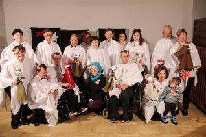 Turek. Uczestnicy Warsztatu Terapii Zajęciowej zadebiutowali na scenie