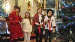 Dobra. Jasełka w kościele parafialnym w Skęczniewie