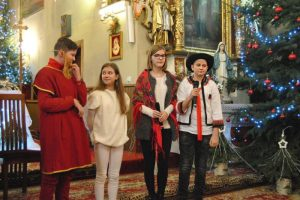 Dobra. Urokliwe Jasełka w kościele parafialnym w Skęczniewie