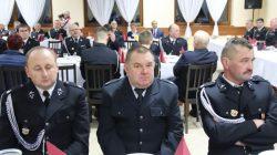 gm. Turek. Spotkanie opłatkowo-noworoczne strażaków