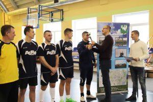 OSP Kawęczyn mistrzem gminnego turnieju halowej piłki nożnej