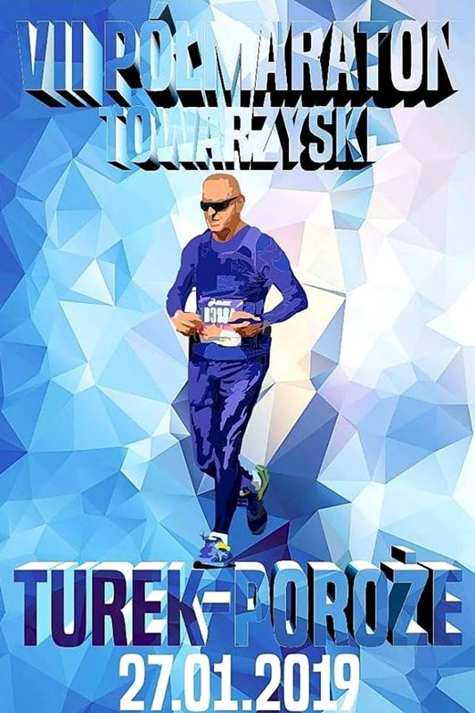 VII Półmaraton Towarzyski Turek - Poroże