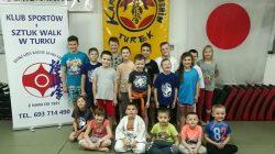 Turek. Zimowa Akademia Karate i Sportów Walki