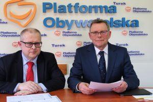 Poseł Nowak walczył o elektrownię Adamów, a poseł Bartosik pytał o polepszacze do herbatników i okręty podwodne