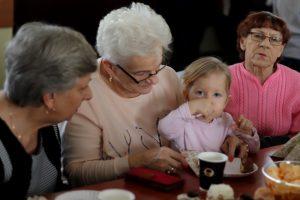 Cisew. Babciu, Dziadku kochamy Was