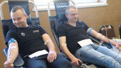 OSP Malanów. Zbiórka krwi