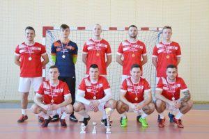 Malanów. Czerwone Diabły Turek zwycięzcą Halowego Turnieju Piłki Nożnej
