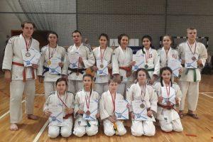 Zawodnicy Judo Tuliszków 15 razy na podium