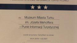 Certyfikat IT dla Muzeum Miasta Turku