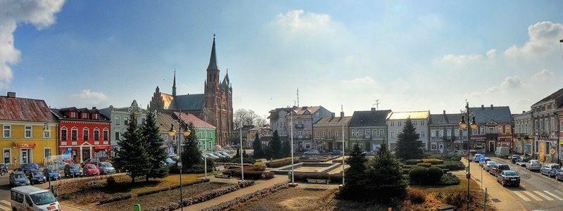 Turek. Plac Wojska Polskiego