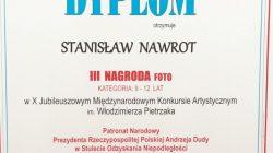 SP 1 Turek. Sukces Stanisława Nawrota
