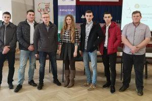 Sukces uczniów ZSR Kaczki Średnie na wojewódzkim etapie Olimpiady Młodych Producentów Rolnych