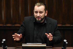 Raper, parlamentarzysta Piotr Liroy - Marzec zawita do Turku