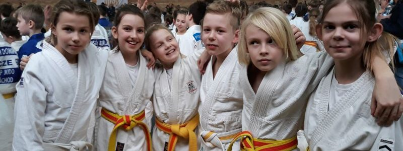 Judo Tuliszków. Super Liga Judo w Jordanowie Śląskim