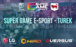 SUPER GAME e-sport po raz trzeci w Turku!