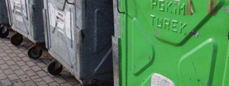 Chaos w śmieciach   pojemniki do segregacji odpadów komunalnych