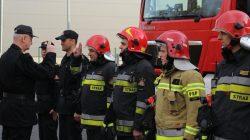 Wizytacja KP PSP w Turku