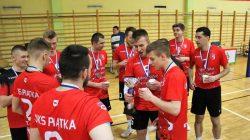 UKS Piątka Turek wicemistrzem Wielkopolski w siatkówce