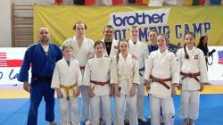 Judo Tuliszków. Brother Olympic Camp.