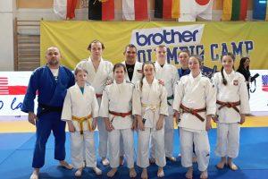 Zawodnicy Judo Tuliszków trenowali z Jimmy Pedro